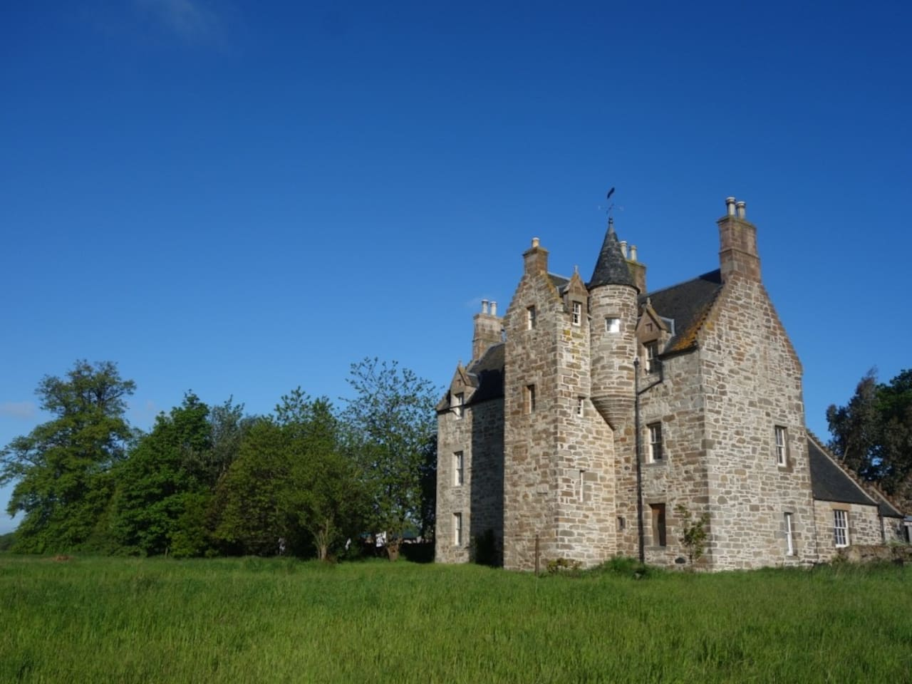 Rent a Castle on AirBnB