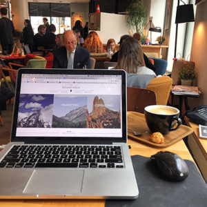 JAT Cafe Remote Working Brussels