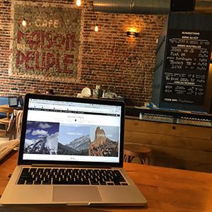 Maison Du Peuple Remote Work Cafe